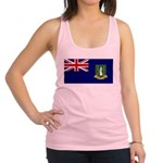 British Virgin Islands.jpg Racerback Tank Top
