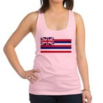 Hawaii.jpg Racerback Tank Top