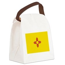 New Mexico.jpg Canvas Lunch Bag