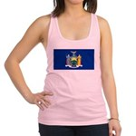 New York.jpg Racerback Tank Top