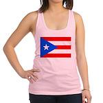 Puerto Rico.jpg Racerback Tank Top