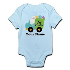 Personalized 1st Easter Onesie
