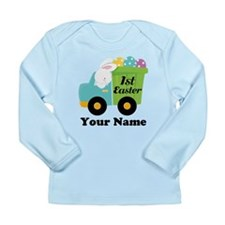 Personalized 1st Easter Long Sleeve Infant T-Shirt