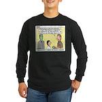 Electricity Long Sleeve Dark T-Shirt