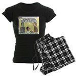 Electricity Women's Dark Pajamas