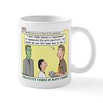 Electricity Mug