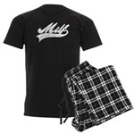 MILF power Men's Dark Pajamas