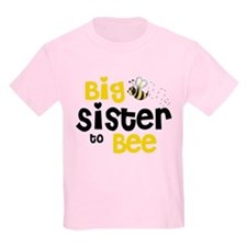 Big Sister to Bee T-Shirt