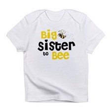 Big Sister to Bee Infant T-Shirt