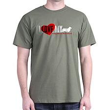 Dachshund [long-haired] T-Shirt