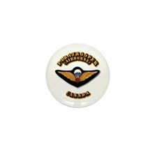Airborne - Canada Mini Button (10 pack)