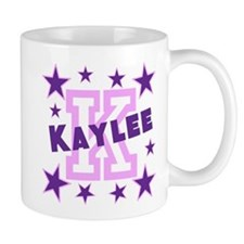 Personalized with your name and first initial Small Mug