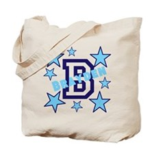 Personalized with your name and first initial Tote