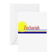 Zechariah Greeting Cards (Pk of 10)