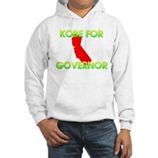 Kobe for Governor Hoodie