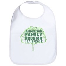 Personalized Family Reunion Bib
