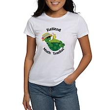 Retired Math Teacher Gift Tee