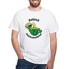 Retired Mathematician Gift Shirt