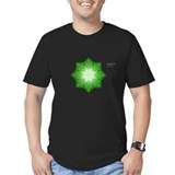 Islamic Art Black T-Shirt T-Shirt