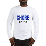 CHORE SHIRT .png Long Sleeve T-Shirt