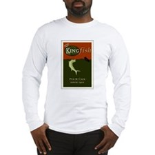 Kingfish Pub Long Sleeve T-Shirt