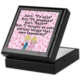 Love You As You Are Keepsake Box