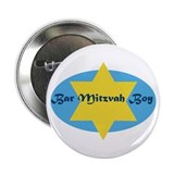 Bar Mitzvah Boy Button