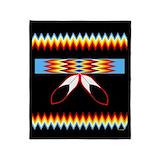 Native Fleece Blankets