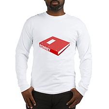 Romney's Binder Full of Women Long Sleeve T-Shirt