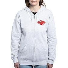 Romney's Binder Full of Women! Zip Hoodie