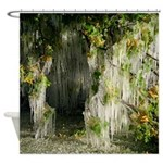 Early Freeze Shower Curtain