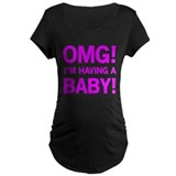 OMG! Im Having a Baby! T-Shirt