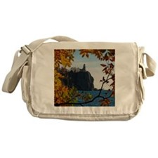 Split Rock Lighthouse Messenger Bag
