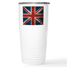 UK British English Union Jack Travel Mug