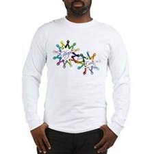 Hope For A Cure Long Sleeve T-Shirt