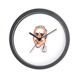 GoVeRnOr MaRk DaYtOn Wall Clock