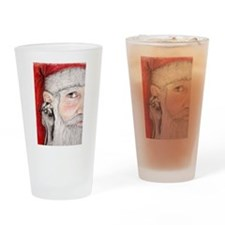 A Glider's Christmas Wish Drinking Glass
