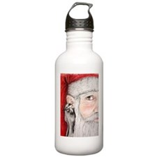 A Glider's Christmas Wish Water Bottle