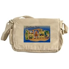 Idaho Greetings Messenger Bag