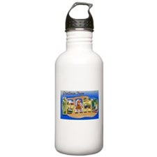 Idaho Greetings Water Bottle