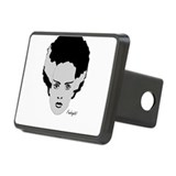 the bride of frankenstein Rectangular Hitch Cover