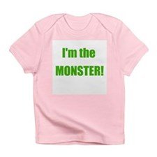 Cute Monster Infant T-Shirt