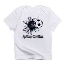 Cute Soccer teams Infant T-Shirt