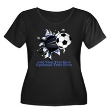 Cute Soccer team T