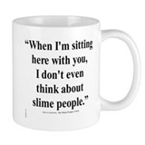 Slime People Small Mug