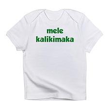 Mele Kalikimaka Infant T-Shirt