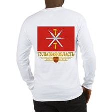 Tula Oblast Flag Long Sleeve T-Shirt