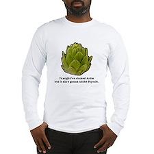 Stymie Artichoke - Long Sleeve T-Shirt