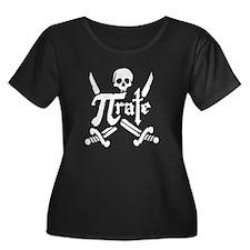 PI rate Plus Size T-Shirt