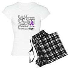 Lupus Support Words Pajamas